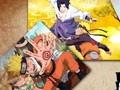 Magic Puzzle Naruto