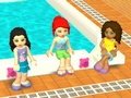 Lego Friends - Pool Party