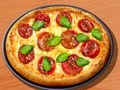 Saras Cooking - Pizza Tricolore