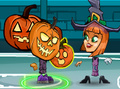 Halloween Basketball Legends