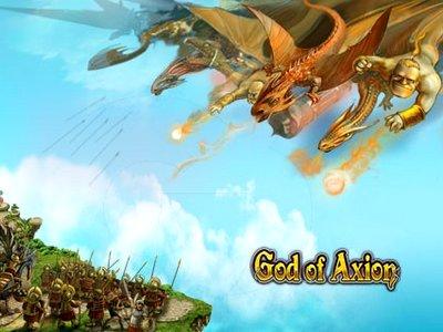 God of Axion