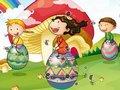 Hidden Words - Easter Game