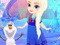 Baby Elsa Shower