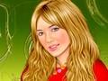 Hilary Duff Makeup